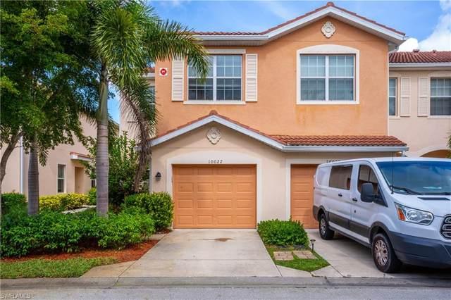 10022 Via Colomba Circle, Fort Myers, FL 33966 (#221042586) :: The Dellatorè Real Estate Group