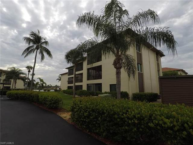 11060 Caravel Circle #301, Fort Myers, FL 33908 (MLS #221042588) :: Wentworth Realty Group