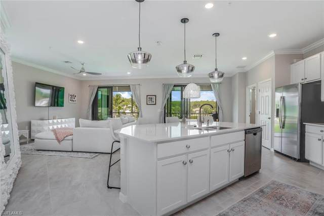 11792 Grand Belvedere Way #201, Fort Myers, FL 33913 (MLS #221042722) :: Realty Group Of Southwest Florida