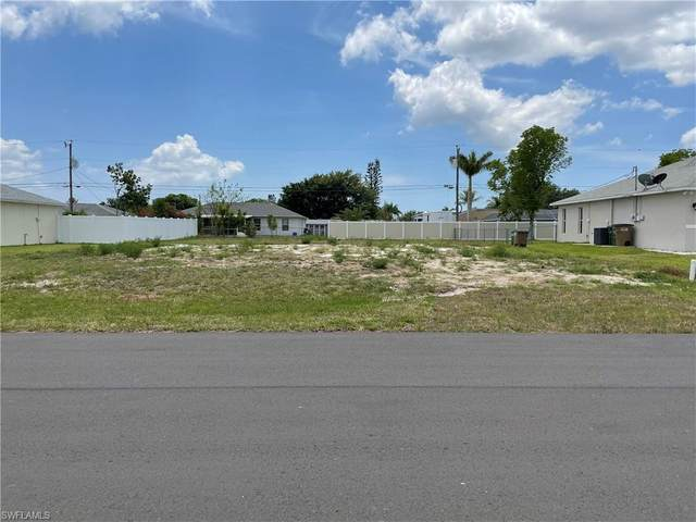 536 SE 27th Street, Cape Coral, FL 33904 (MLS #221042726) :: Tom Sells More SWFL   MVP Realty
