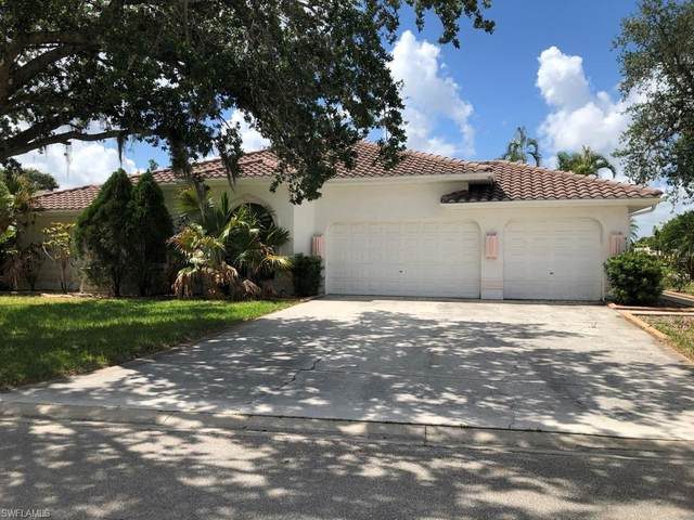 12490 Morning Glory Lane, Fort Myers, FL 33913 (MLS #221042750) :: Realty World J. Pavich Real Estate