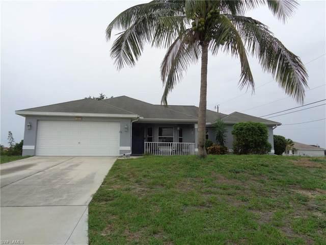 201 NW 15th Place, Cape Coral, FL 33993 (#221042765) :: The Dellatorè Real Estate Group