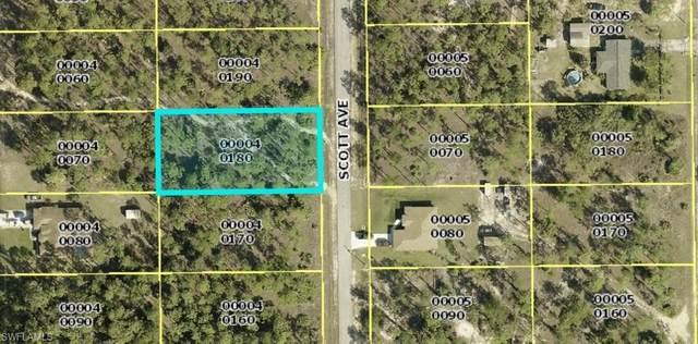 11 Scott Avenue, Lehigh Acres, FL 33936 (#221042767) :: Caine Luxury Team
