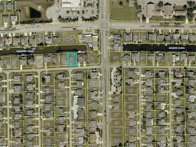 813 SW 40th Terrace, Cape Coral, FL 33914 (MLS #221042841) :: Avantgarde