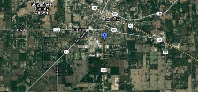 S Ohio Avenue, LIVE OAK, FL 32064 (MLS #221042878) :: BonitaFLProperties