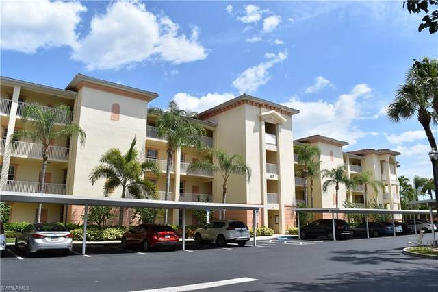 4017 Palm Tree Boulevard #208, Cape Coral, FL 33904 (MLS #221042935) :: Realty World J. Pavich Real Estate