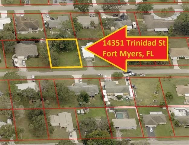 14351 Trinidad Street, Fort Myers, FL 33905 (MLS #221042982) :: Florida Homestar Team