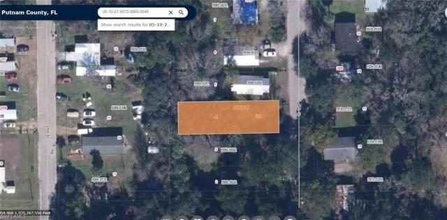 211 4th Street, EAST PALATKA, FL 32131 (MLS #221043043) :: Avantgarde