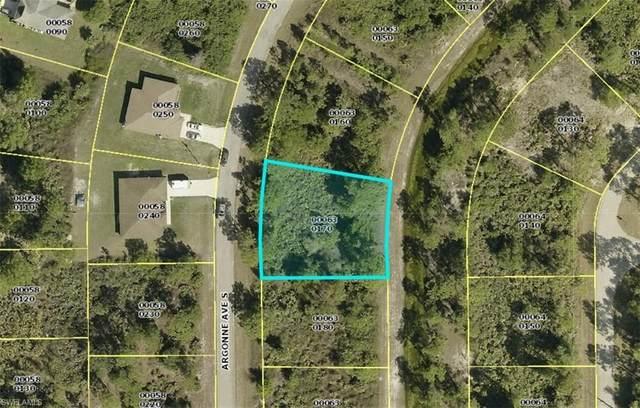 223 Argonne Avenue S, Lehigh Acres, FL 33974 (MLS #221043124) :: Realty World J. Pavich Real Estate