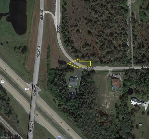 Slater Road, North Fort Myers, FL 33917 (MLS #221043128) :: Florida Homestar Team