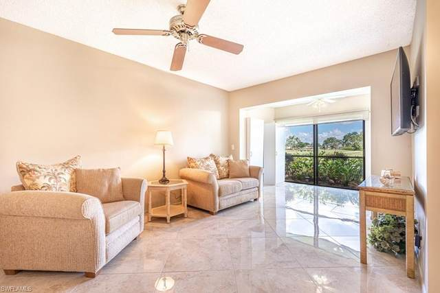 7410 Lake Breeze Drive #103, Fort Myers, FL 33907 (MLS #221043183) :: Bowers Group | Compass