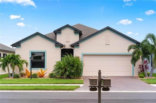 2121 Apian Way, Port Charlotte, FL 33953 (MLS #221043240) :: Avantgarde