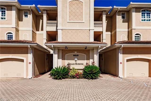 4610 SE 5th Place #201, Cape Coral, FL 33904 (MLS #221043260) :: Avantgarde