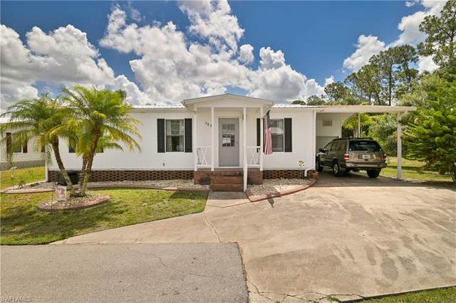 9894 Creekwood Lane, Fort Myers, FL 33905 (MLS #221043326) :: Wentworth Realty Group