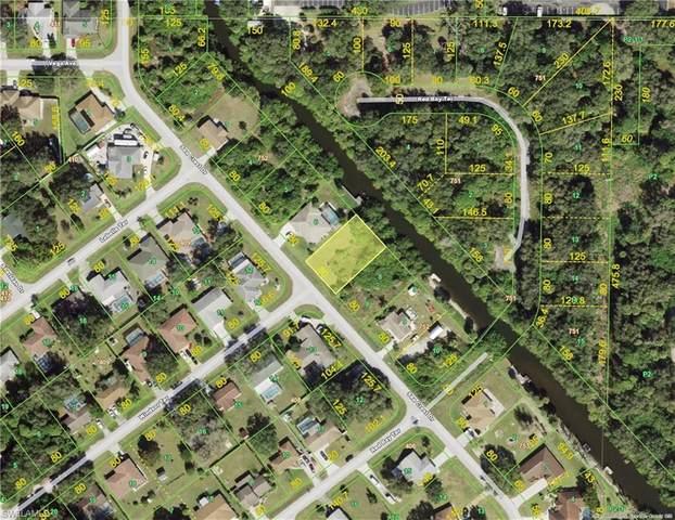 1130 Seacrest Drive NW, Port Charlotte, FL 33948 (MLS #221043332) :: Realty Group Of Southwest Florida