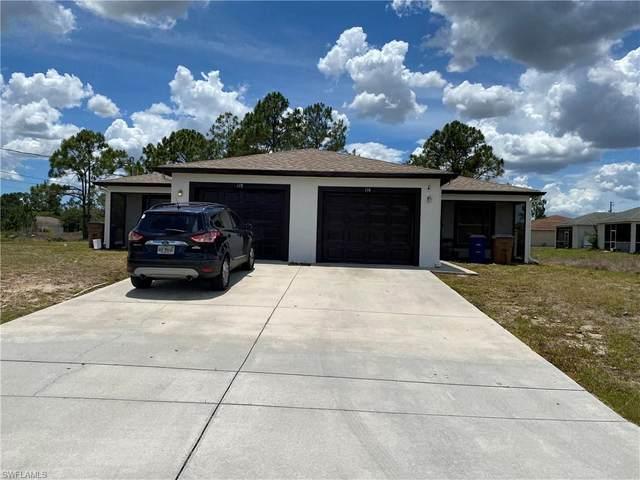 116 Ivan Avenue S, Lehigh Acres, FL 33973 (MLS #221043438) :: Premiere Plus Realty Co.