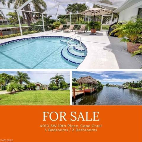 4010 SW 19th Place, Cape Coral, FL 33914 (MLS #221043487) :: The Naples Beach And Homes Team/MVP Realty