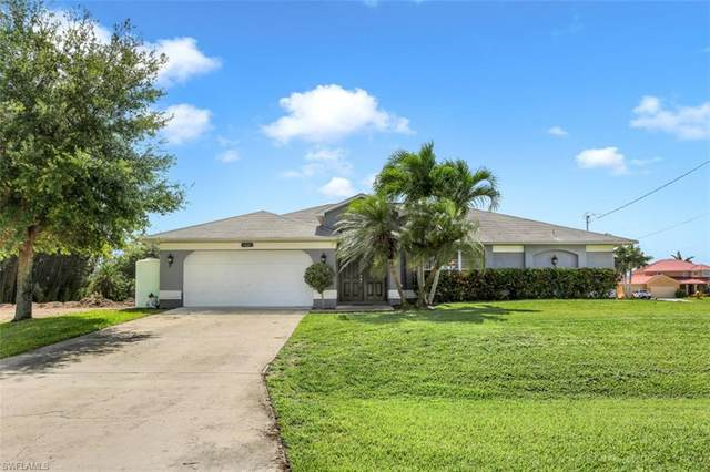 1021 NW 43rd Avenue, Cape Coral, FL 33993 (MLS #221043490) :: The Naples Beach And Homes Team/MVP Realty