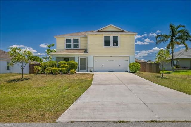 3605 SW 11th Place, Cape Coral, FL 33914 (MLS #221043523) :: Realty World J. Pavich Real Estate