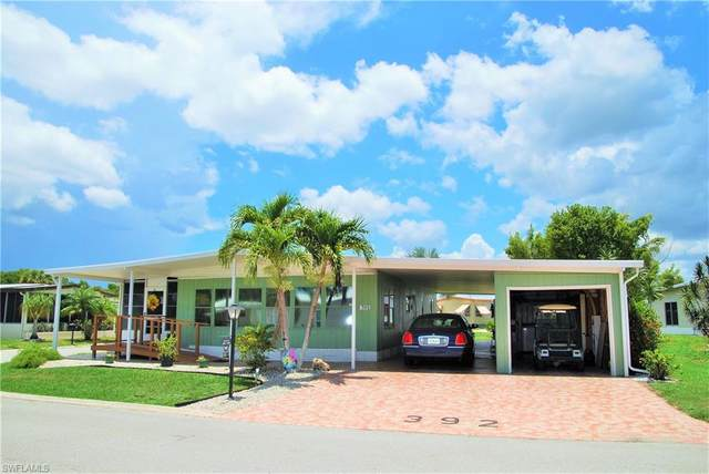 392 Snead Drive, North Fort Myers, FL 33903 (MLS #221043669) :: RE/MAX Realty Team