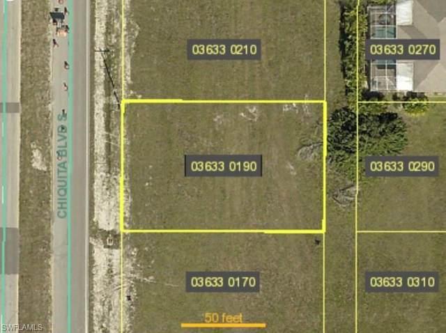 133 Chiquita Boulevard S, Cape Coral, FL 33991 (MLS #221043708) :: Avantgarde