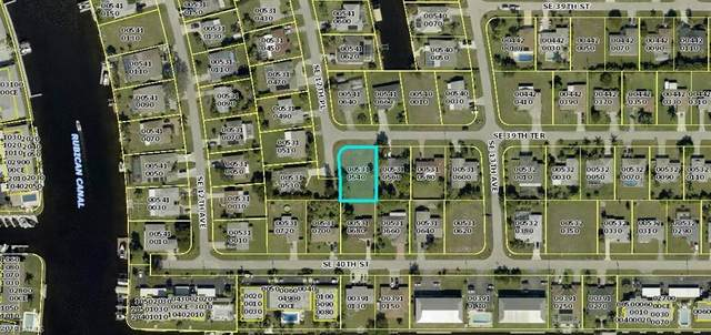 1226 SE 39th Terrace, Cape Coral, FL 33904 (MLS #221043730) :: Avantgarde