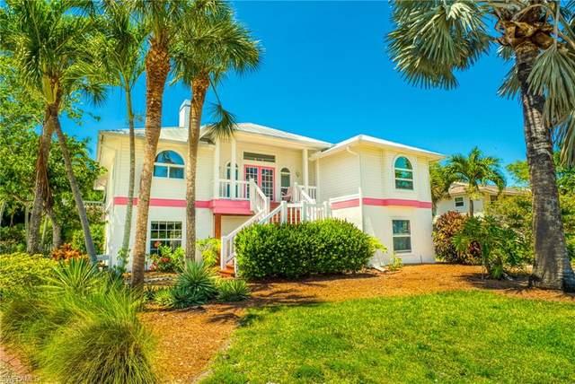 1450 Sand Castle Road, Sanibel, FL 33957 (MLS #221043762) :: #1 Real Estate Services