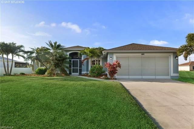 419 NE 20th Street, Cape Coral, FL 33909 (MLS #221043780) :: #1 Real Estate Services