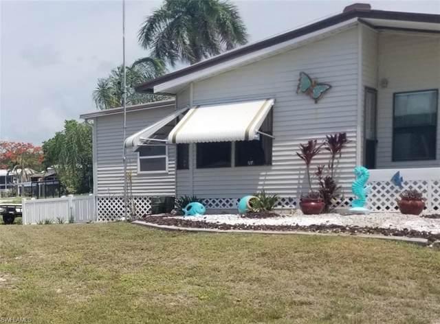 4890 Sandpiper Drive, St. James City, FL 33956 (MLS #221043844) :: RE/MAX Realty Team