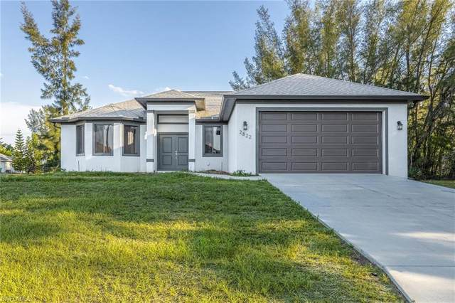 2822 NW 11th Street, Cape Coral, FL 33993 (MLS #221043972) :: #1 Real Estate Services