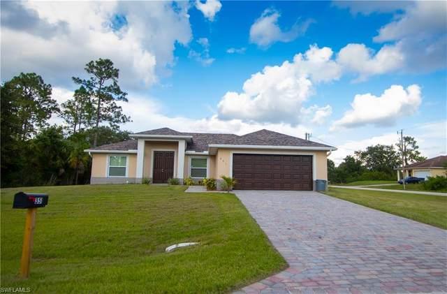 351 Rancho Avenue, Lehigh Acres, FL 33974 (MLS #221044002) :: #1 Real Estate Services