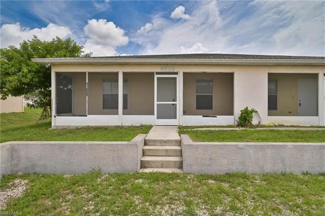 4716/4718 Leonard Boulevard S, Lehigh Acres, FL 33973 (#221044031) :: The Dellatorè Real Estate Group