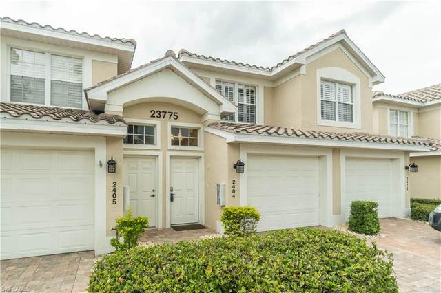 23775 Clear Spring Court #2404, Estero, FL 34135 (MLS #221044118) :: Realty Group Of Southwest Florida