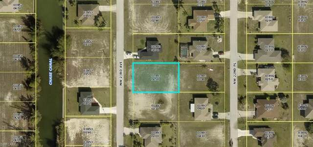 2149 NW 23rd Avenue, Cape Coral, FL 33993 (MLS #221044235) :: #1 Real Estate Services