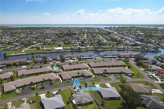 3913 SE 11th Avenue #203, Cape Coral, FL 33904 (MLS #221044240) :: Realty Group Of Southwest Florida
