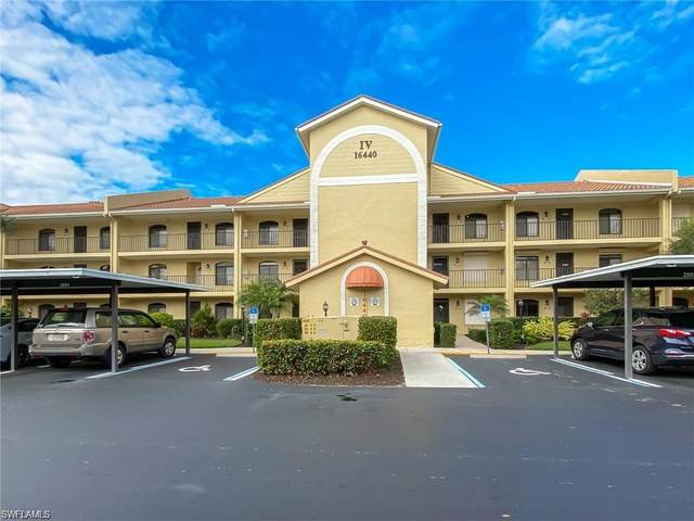 16440 Kelly Cove Drive #2822, Fort Myers, FL 33908 (MLS #221044253) :: Realty World J. Pavich Real Estate