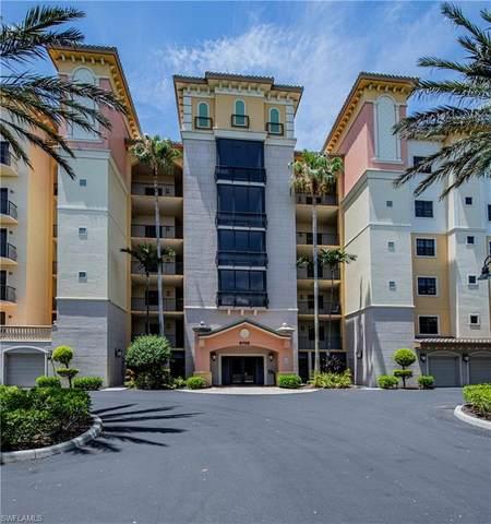 5702 Cape Harbour Drive #203, Cape Coral, FL 33914 (MLS #221044271) :: Realty World J. Pavich Real Estate