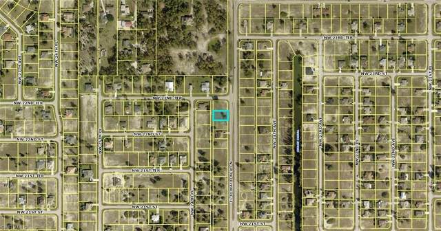 2204 El Dorado Boulevard N, Cape Coral, FL 33993 (MLS #221044309) :: Tom Sells More SWFL | MVP Realty