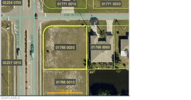 3505 Skyline Boulevard, Cape Coral, FL 33914 (MLS #221044337) :: Realty World J. Pavich Real Estate