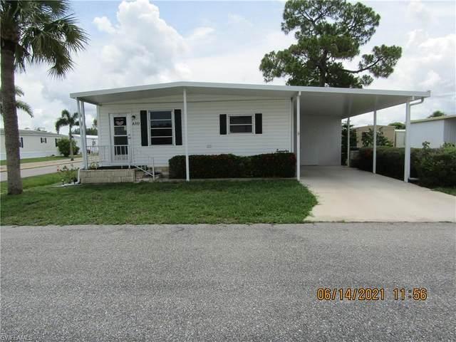 10 S S Mockingbird N A 10, Punta Gorda, FL 33950 (MLS #221044339) :: Realty World J. Pavich Real Estate