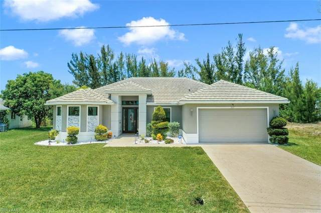 937 SW 28th Terrace, Cape Coral, FL 33914 (MLS #221044342) :: Realty World J. Pavich Real Estate