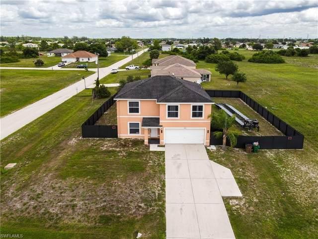 2819 Santa Barbara Boulevard N, Cape Coral, FL 33993 (MLS #221044372) :: #1 Real Estate Services