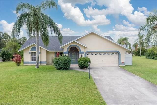 693 Grass Cove Court, Lehigh Acres, FL 33974 (MLS #221044466) :: Realty World J. Pavich Real Estate