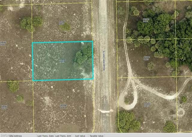 656 Mulberry Avenue S, Lehigh Acres, FL 33974 (MLS #221044507) :: RE/MAX Realty Group