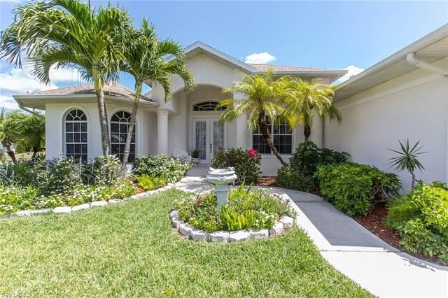 1305 SW 20th Street, Cape Coral, FL 33991 (MLS #221044531) :: BonitaFLProperties