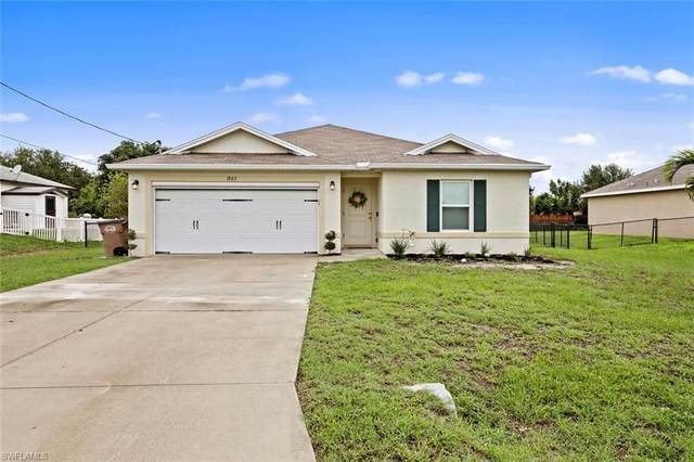 1805 SW 15th Terrace, Cape Coral, FL 33991 (MLS #221044565) :: Realty World J. Pavich Real Estate