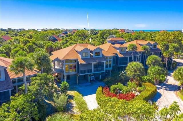 4491 Escondido Lane #77, Upper Captiva, FL 33924 (MLS #221044625) :: Realty World J. Pavich Real Estate