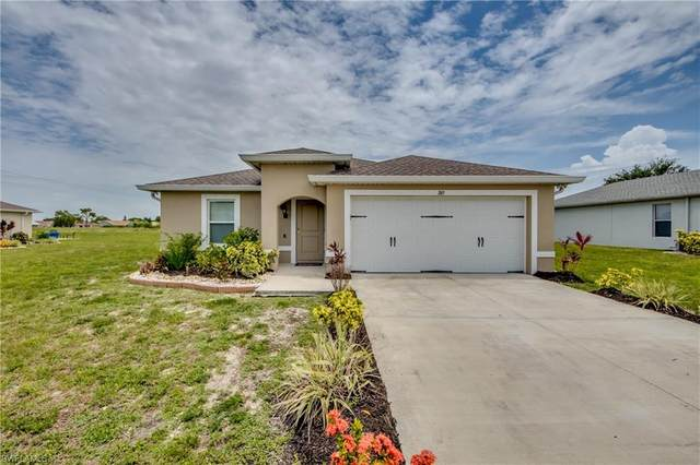 263 Richmond Avenue S, Lehigh Acres, FL 33936 (MLS #221044647) :: Realty World J. Pavich Real Estate