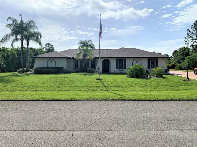 604 Clayton Avenue, Lehigh Acres, FL 33972 (MLS #221044648) :: Realty World J. Pavich Real Estate