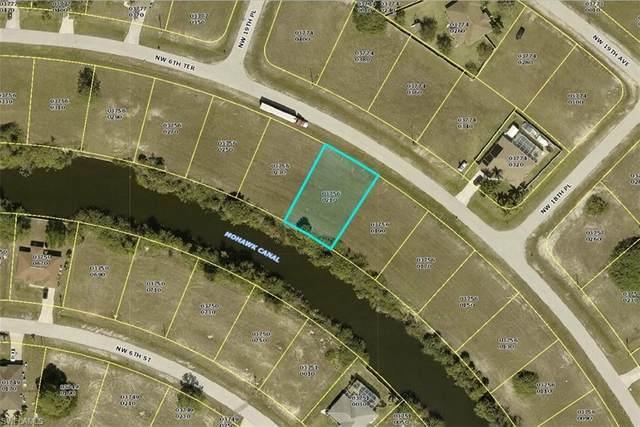 1908 NW 6th Terrace, Cape Coral, FL 33993 (MLS #221044676) :: Crimaldi and Associates, LLC